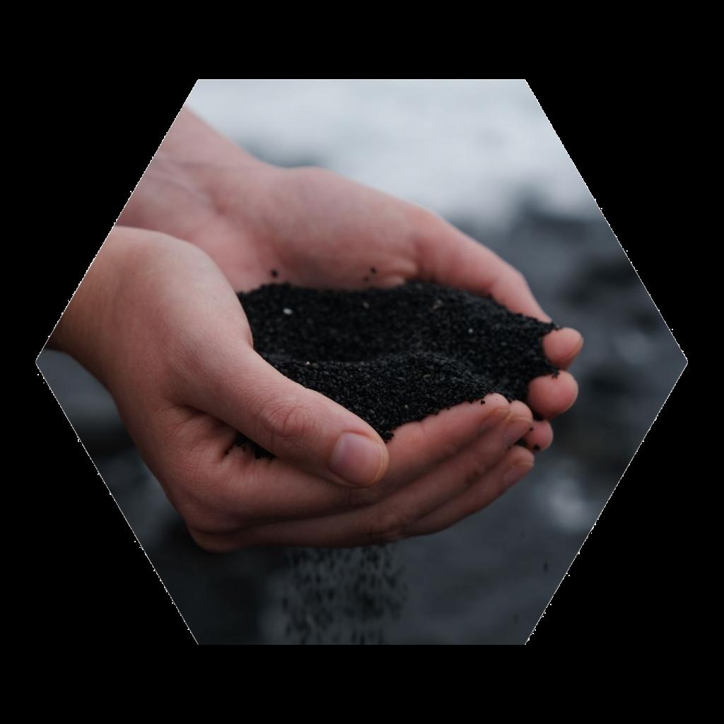 Biokohlenstoff in Terra Preta ist Bodenverbesserer